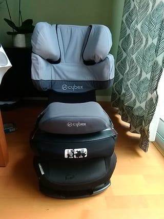 silla Cybex pallas group I, II, y III