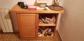 mueble pequeño almacenaje