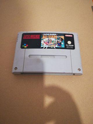 Super Mario All Stars, Super Nintendo