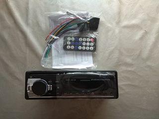 Radio USB bluetooth para coche