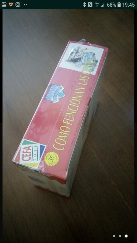 Juego antiguo (cefa toys ) precintado