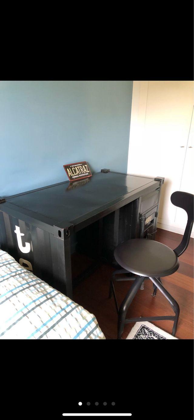 """Habitación despacho juvenil """"Maison du Monde"""""""