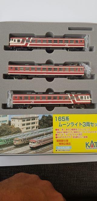 Automotor Kato escala n