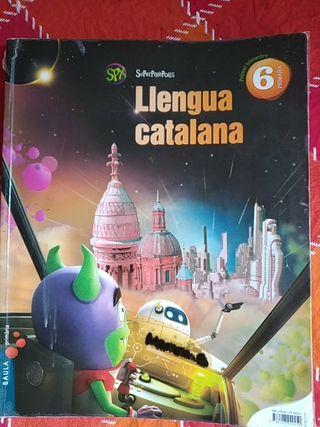 Libro Llengua catalana 6 primaria