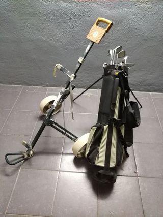 juedo completo de golf