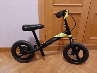 Bicicleta sin pedales DECATHLON