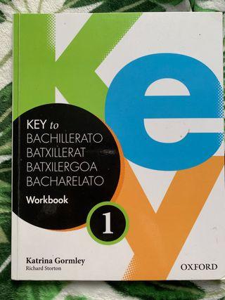 Workbook 1ro de bachillerato