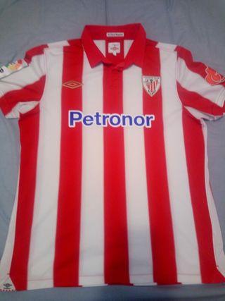 Camiseta de chico Athletic club de Bilbao