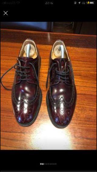 Zapatos estilo Oxford , firma Tallsem