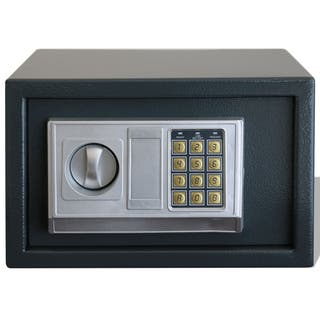 vidaXL Caja fuerte electrónica digital 141443