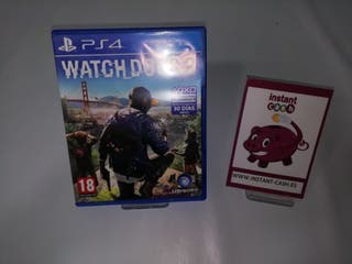 Juego Ps4 Watchdogs2