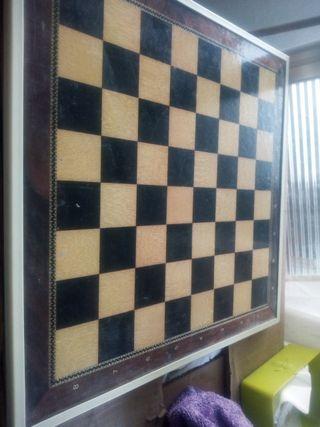 tabla ajedrez