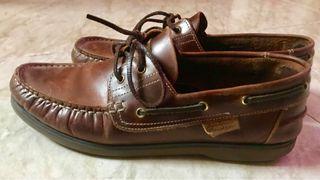 #mocasines #44 #marron #náuticos #zapatos