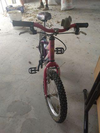 Bicicleta agece kids
