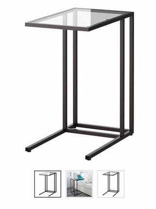 Mesa portátil de IKEA.