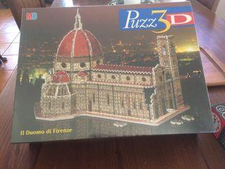 Puzzle 3 D
