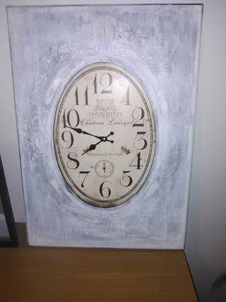 reloj de pared chateau Laurent