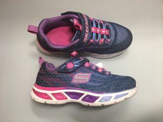 Zapatillas luces Skechers talla 27 de segunda mano por 20