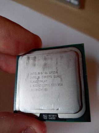 Procesador Intel Q9550 2.83GHz