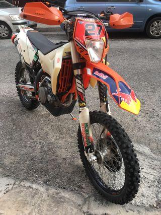 Ktm 450 exc Six Days 2011