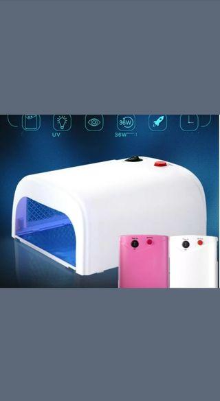 lampara uv de uñas secador de uñas 36W