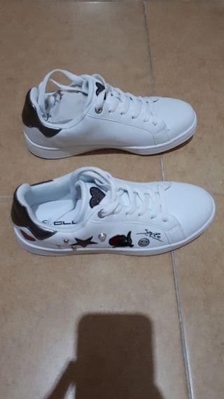 Sneakers nuevos 37