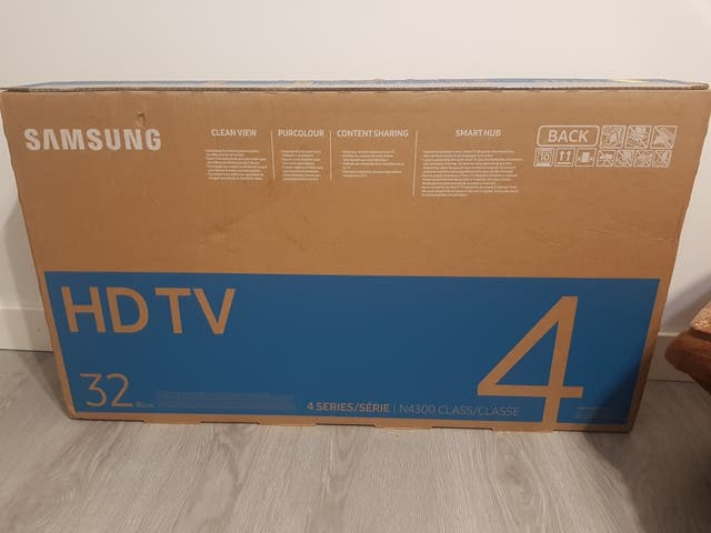 "Televisor Samsung 32"" Smart TV"