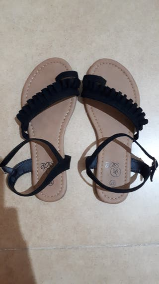 Sandalias nuevas!!!