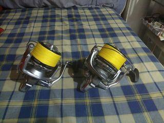 carrete de pesca Shimano ultegra 14000 XSD