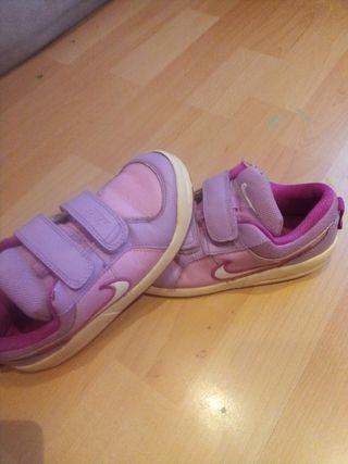 zapatillas niña nike 29
