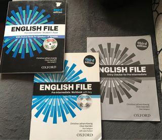 Libros EOI inglés nivel A2