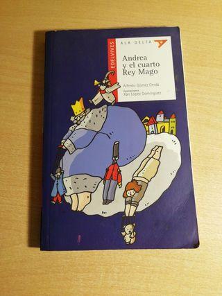Libro Andrea y el cuarto rey mago