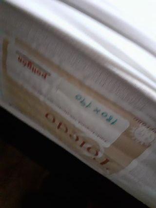 colchón XXl 1.80 x 1.90