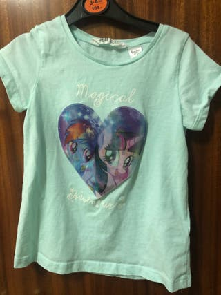 Camiseta I'm interactive My little Pony HYM T4-6a