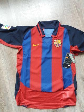 FC Barcelona camiseta nueva oficial Nike boys
