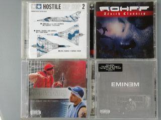 cds rap hip hop