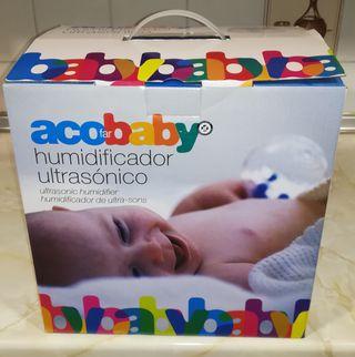 Humidificador ultrasónico Acofarbaby