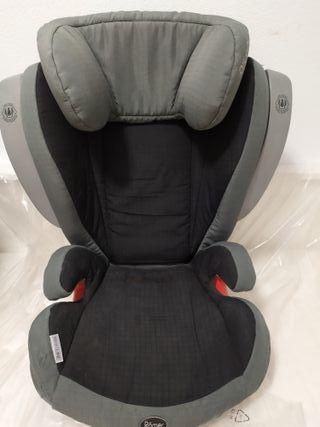 silla coche niño grupo II y III