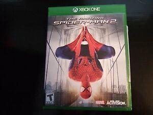 xbox one the amazing spiderman 2