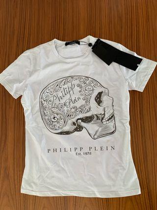 Camiseta PHILIPP PLEIN ORIGINAL,NUEVA,CON ETIQUETA