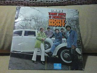 LP de TOMMY JAMES & THE SHONDELLS ( ROCK )