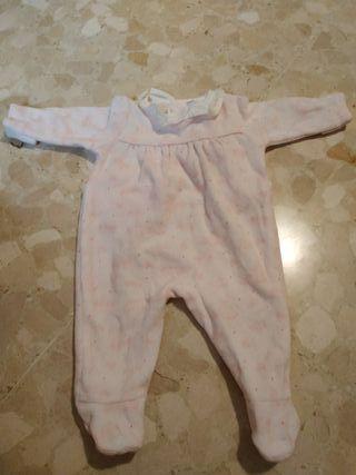 Pijama terciopelo.