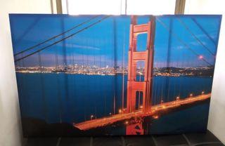 Cuadro San Francisco XXL