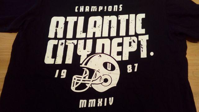 CAMISETA FSBN SLIM FIT Champions Atlantic City