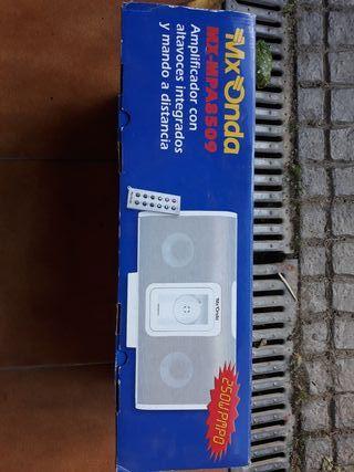 Amplificador para MP3