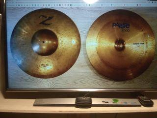 """Plato China PAISTE 2000 China Type 20"""""""