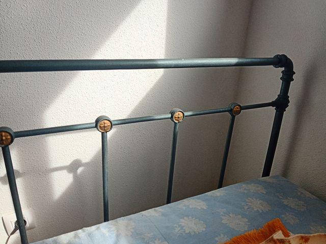 cama antigua