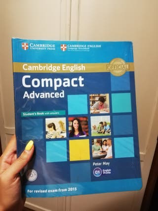 Compact Advanced Student Book C1
