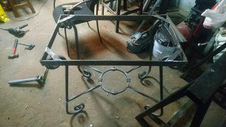mesa de forja