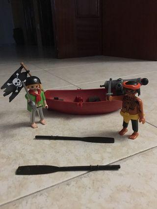Playmobil Barca naufragio pirata